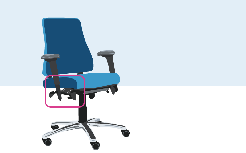 BMA Smart Chair